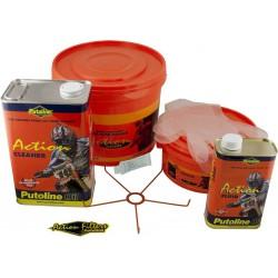 70010 Putoline Action Kit Luftfilterreinigungsset