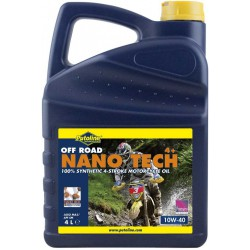 74021 Putoline Off Road Nano Tech 4+ 10W-40 4l Motoröl