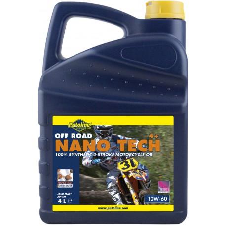 74026 Putoline Off Road Nano Tech 4+ 10W-60 4l Motoröl