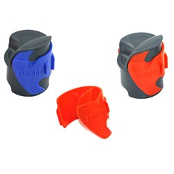 Simmerring Doktor 45-55mm orange / blau