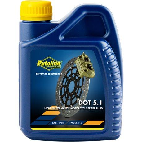 74043 Putoline DOT 5.1 Bremsflüssigkeit 500ml