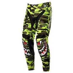 Troy Lee Designs Gp Air Pants P-51 yellow/black