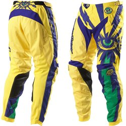 Troy Lee Designs Gp Pants Cyclops yellow/purple