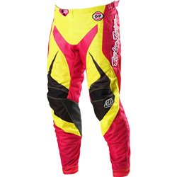 Troy Lee Designs Gp Air Pants Mirage yellow/pink