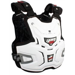 Leatt Chest Protector Pro Lite white