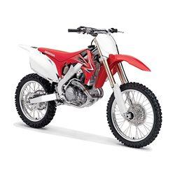 Spielzeug Motorrad Honda CRF 450 1:12 Modell