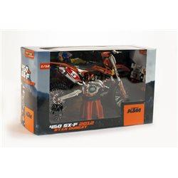 Spielzeug Motorrad KTM Ryan Dungey 1:12 Modell