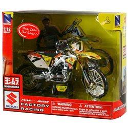 Spielzeug Motorrad Suzuki James Stewart
