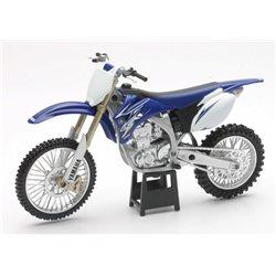 Spielzeug Motorrad Yamaha YZF 450 1:12 Modell