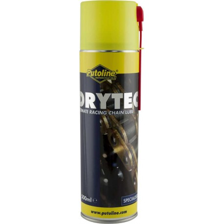74086 Putoline Drytec Kettenspray O X Ring Race Chain Lube 500ml