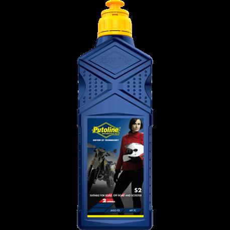 74096 Putoline S2 2-Takt Öl 1L