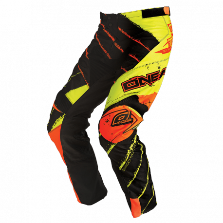 O'Neal Mayhem LITE Pants REVOLT black/orange