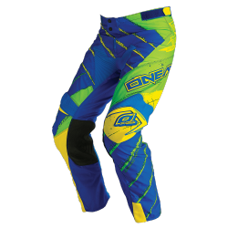 O'Neal Mayhem LITE Pants REVOLT blue / green