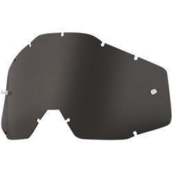 Für Oakley O-Frame Ersatzglas Lens getönt dark smoke Tear Off