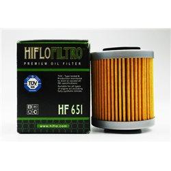 Ölfilter Racing Hiflo Filtro HF651