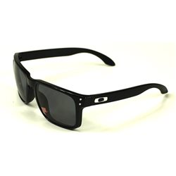 Oakley Holbrook Black w/Grey Polarized