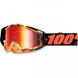 100% Racecraft Paradise, Mirror Red Lens