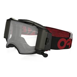 Oakley Airbrake Mx Goggle Jet Black Roll-Off 57-989