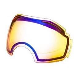 Oakley Airbrake MX Plutonite Lens Fire Iridium bunt