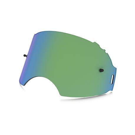 Oakley Airbrake MX Ersatzglas-Jade Iridium verspiegelt