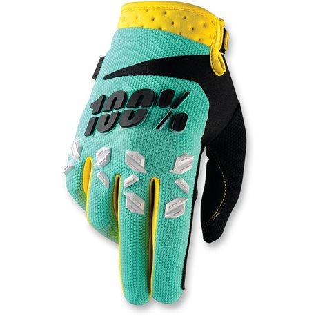 100% Airmatic Glove mint
