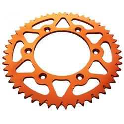 Esjot Alu-Kettenrad orange Eloxiert KTM Husaberg Husqvarna
