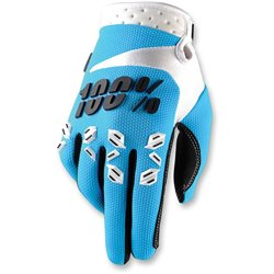 100% Airmatic Glove blue