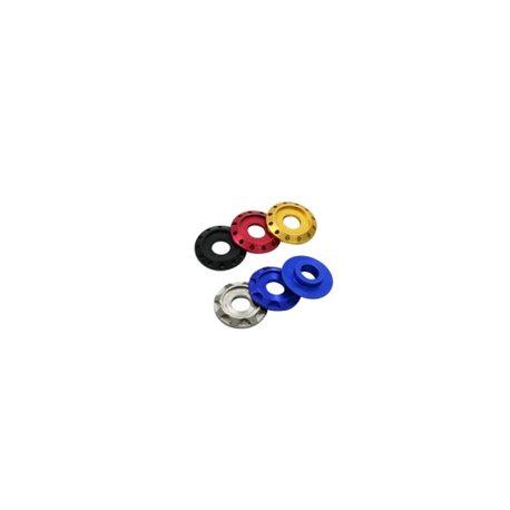 DRC Aluminiumschrauben M6 rot 20er Set