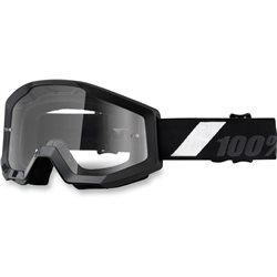 100% Strata Mx Goggle Junior Goliath, Mirror Clear Lens