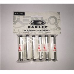 Oakley Airbrake Mx 6er Pack Roll Off Film Kit