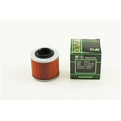 Ölfilter Hiflo Filtro HF151