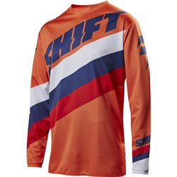 Shift Whit3 Tarmac Jersey Orange