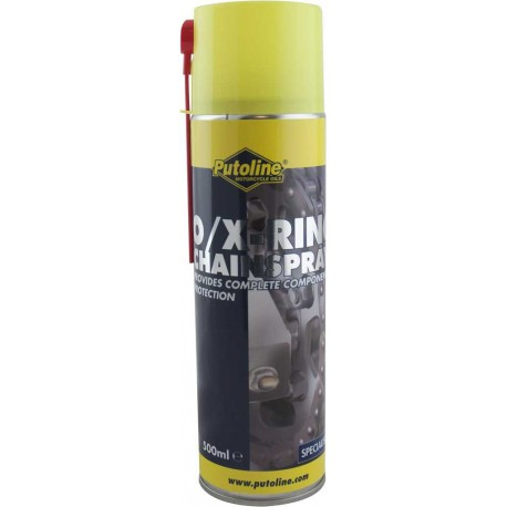 70289 Putoline Chainspray O X Ring O-Ring X-Ring Kettenspray 500ml