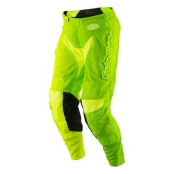 Troy Lee Designs Gp Air Pant 50/50 Fluo Yellow Green Neon Gelb