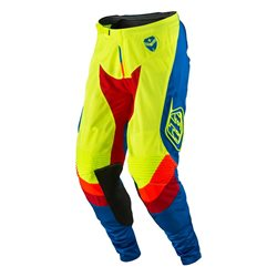 Troy Lee Designs Se Air Pant Corsa Fluo Yellow Neon Gelb