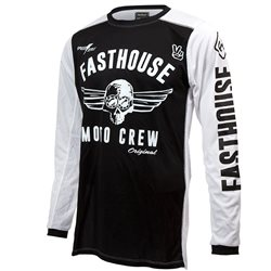 Fasthouse Original Air Cooled Jersey Black