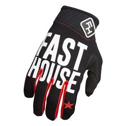 Fasthouse Grindhouse Glove Black Handschuhe