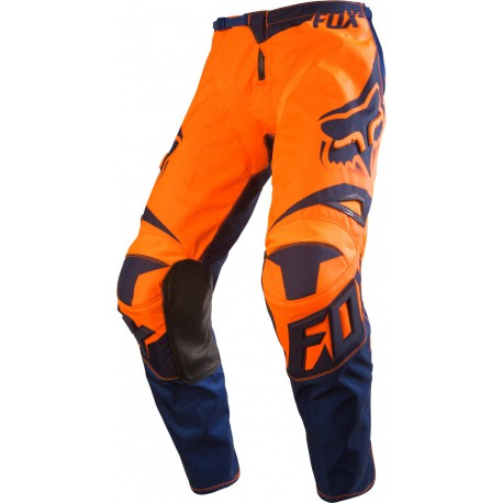 Fox 180 Race Pants orange/blue