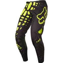 Fox 360 Grav Pants Black Yellow 2017