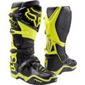 Fox Instinct Stiefel Black Yellow Gr 11