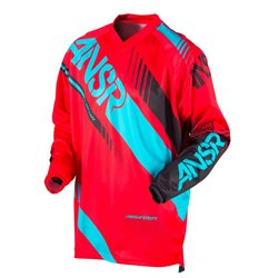 Answer Syncron Jersey Red Teal 2017