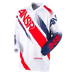 Answer Syncron Jersey White Red 2017