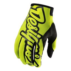 Troy Lee Designs Pro Glove Fluo Yellow Neon Gelb