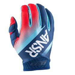 Answer Mx Glove Elite Blue Red 2017