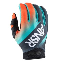 Answer Mx Glove Elite Teal Orange 2017