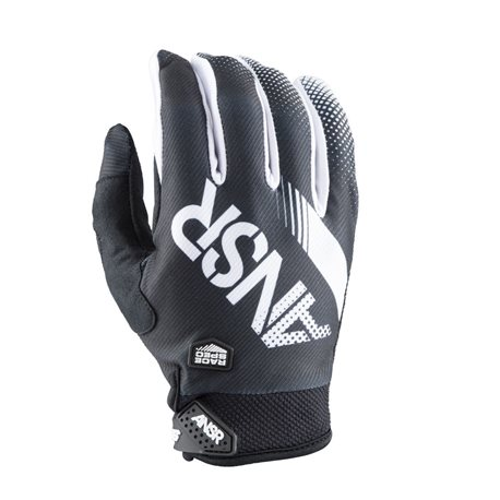 Answer Mx Glove Syncron Black White 2017