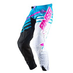 Answer Alpha Pants Cyan White Black 2017