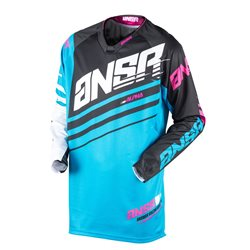 Answer Alpha Jersey Cyan White Black 2017