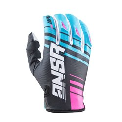 Answer Mx Glove Alpha Cyan White Black 2017