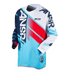 Answer Elite Jersey Blue Red 2017